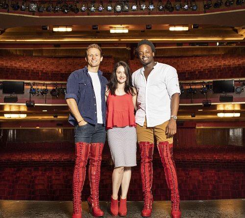 Kinky Boots Musical Bristol Hippodrome