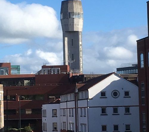 Lead Shot Tower Bristol