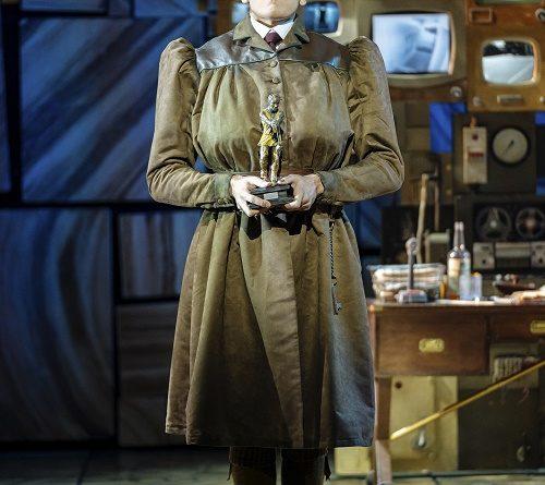 Matilda musical Bristol Hippodrome review