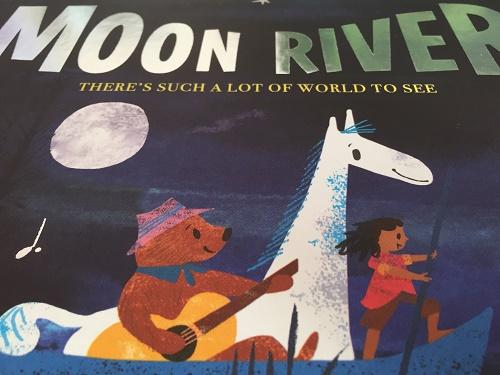Moon River Tim Hopgood