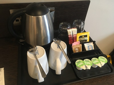 Premier Inn free coffee