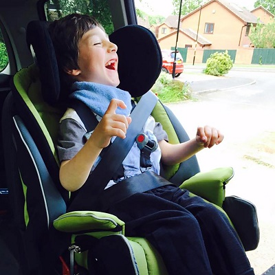 car seats for disabled children