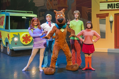 Scooby Scooby-Doo Live! Musical Mysteries - London Palladium 18-21 August