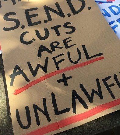 Send cuts
