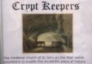 Keeper of the Crypt Needed for St John on the Wall Bristol