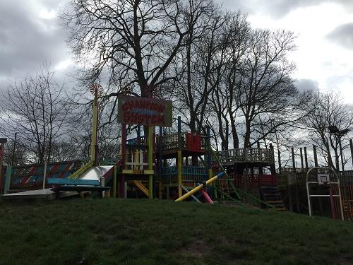 St Pauls Adventure Playground Bristol