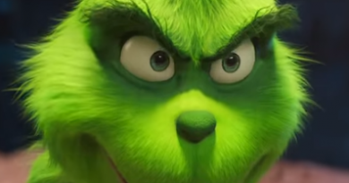 The Grinch Benedict Cumberbatch