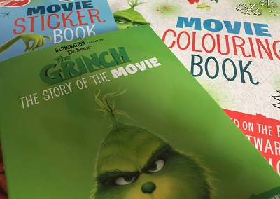 The Grinch Books HarperCollins