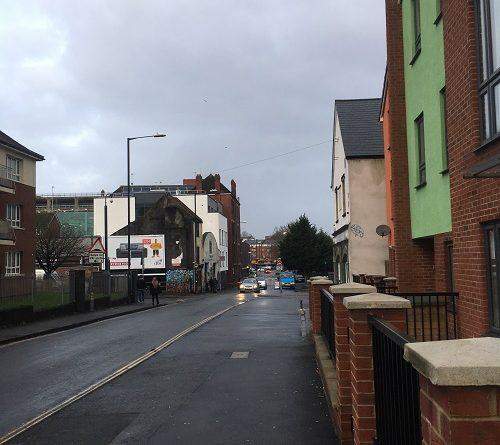 Wade Street St Judes Bristol