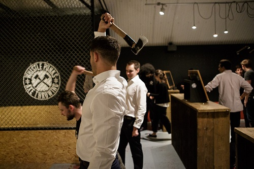 Axe Throwing Bristol
