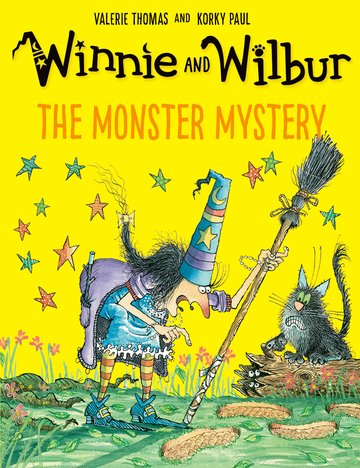 Winnie and Wilbur the monster mystery