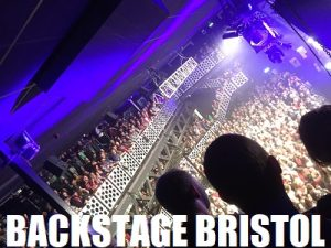 Backstage Bristol Theatre News