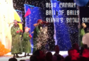 Slava's Snow Show – Blue Canary during Ball of Balls at Bristol Hippdrome 2017