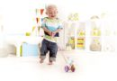 Active Easter with Bunny Push and Pull from Hape