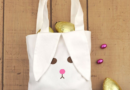 Personalised Bunny Bag from sgt.smith Ideal for Easter Egg Hunts