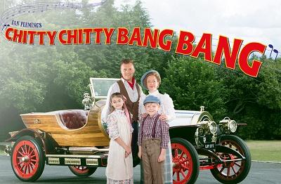 chitty chitty bang bang bristol hippodrome