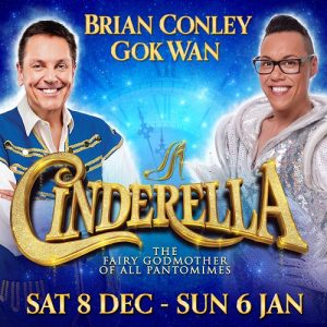 cinderella at the bristol hippodrome