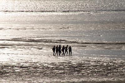 coastguard mud walkers weston