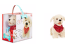 Georgie the Interactive Soft Toy Puppy Ideal for Christmas