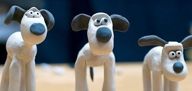 gromit model making