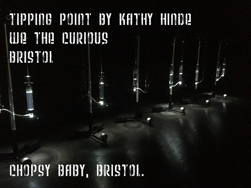 Tipping Point Kathy Hinde We The Curious