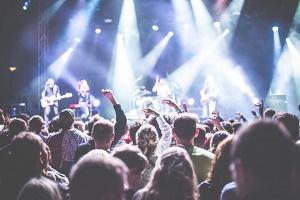 Bristol gig goers prefer music festivals, rock or hip hop