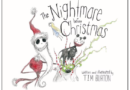 New The Nightmare Before Christmas Book By Tim Burton