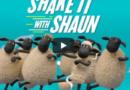 Shake with Shaun Video Celebrates 10 Years of Shaun the Sheep on TV