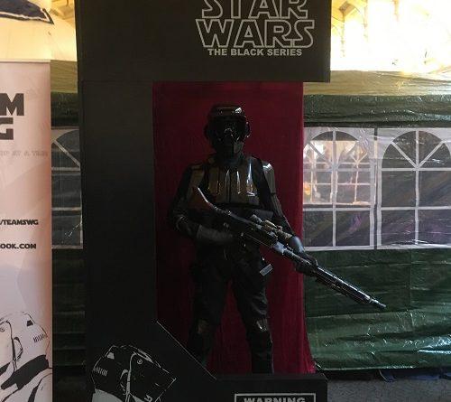 star wars team SWG Bristol Comic Con