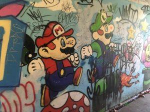 Street Art Bristol Easton