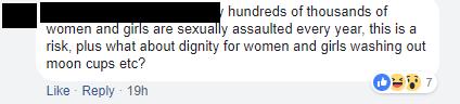 Gender Neutral toilet comments