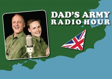 Dads Army Radio Hour Redgrave Theatre