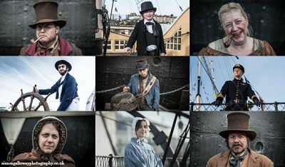 ss Great Britain victorian half term events