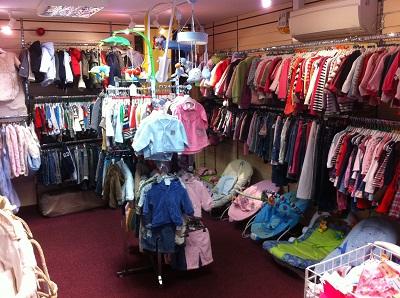 Second hand baby shop Keynsham Bristol opened by ...