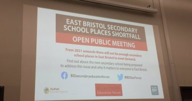 Bristol secondary school planning