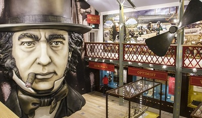 Being Brunel ss Great Britain