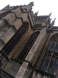 Bristol Cathedral Exterior