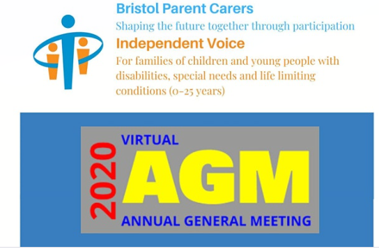 Bristol Parent Carers AGM 2020