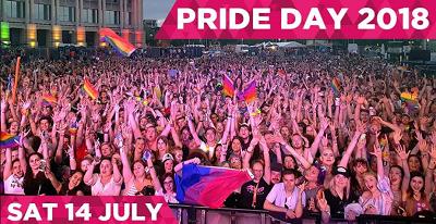Bristol Pride July 2018