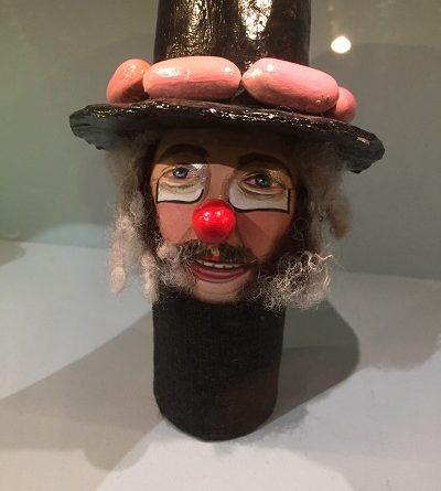 Clown Eggs Bristol exhibition