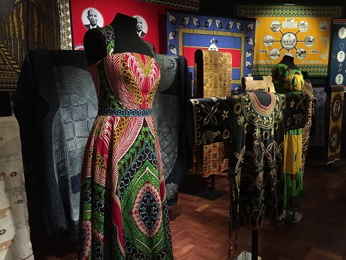 Fabric Africa Bristol Museum