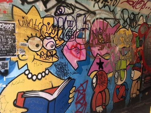 Street Art Bristol