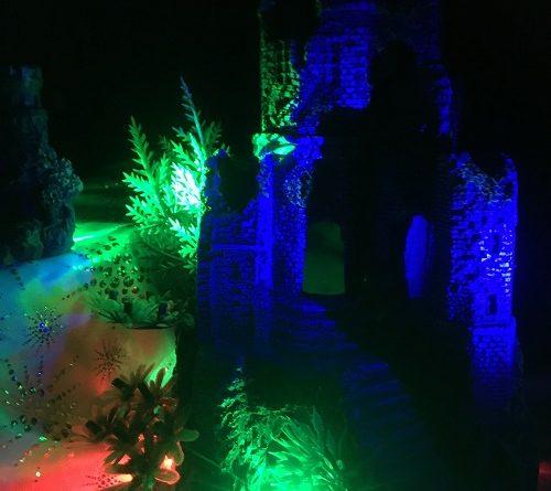 sensory stories sensory scenes with lights