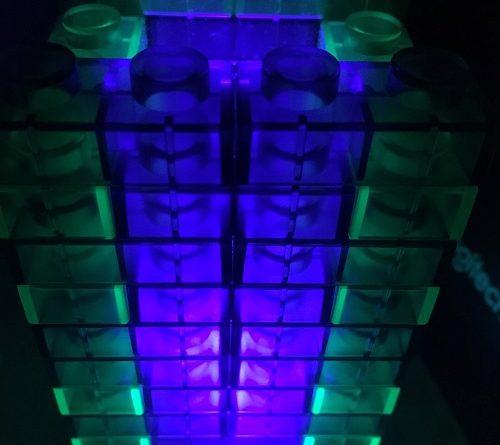 light up lego type bricks from Smiggle