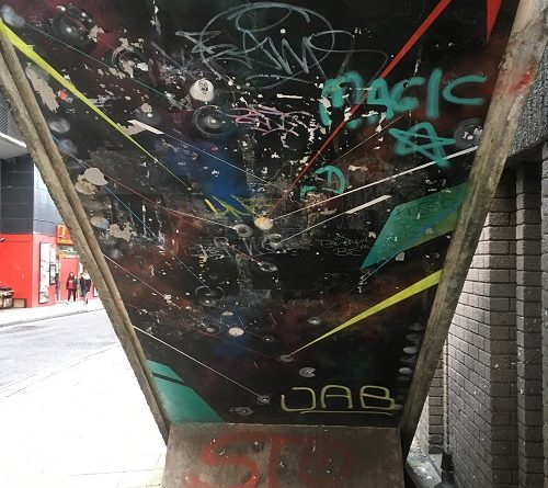 Street Art Bristol Nelsons Street