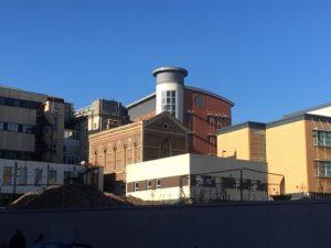 Marlborough Street Bristol hospital