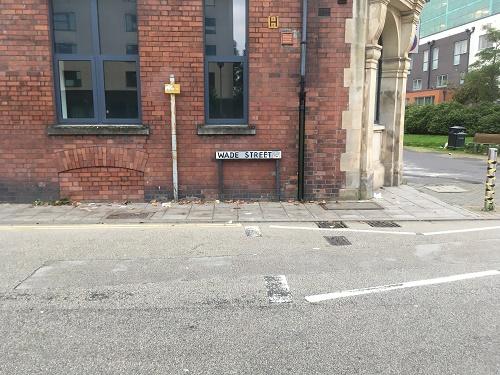 Wade Street Bristol