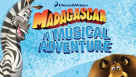Madagascar Musical Bristol