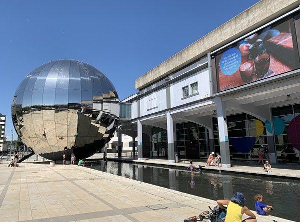 paddling spot for kids in Bristol