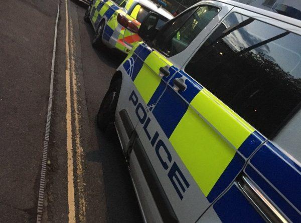Police St Judes Bristol